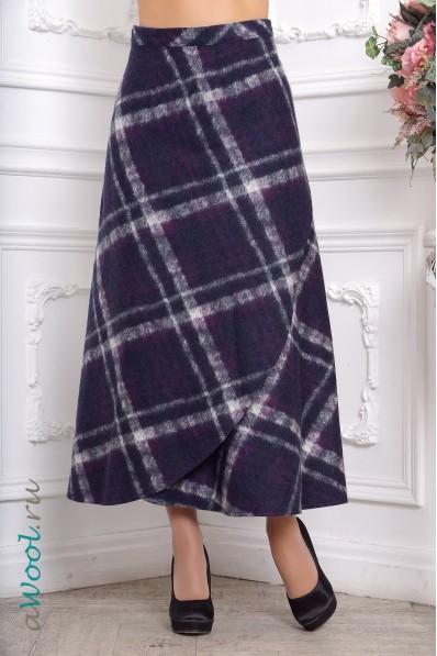 юбка макси K3P